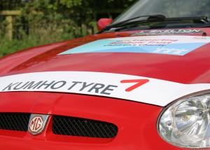 Kumho Tyres branding